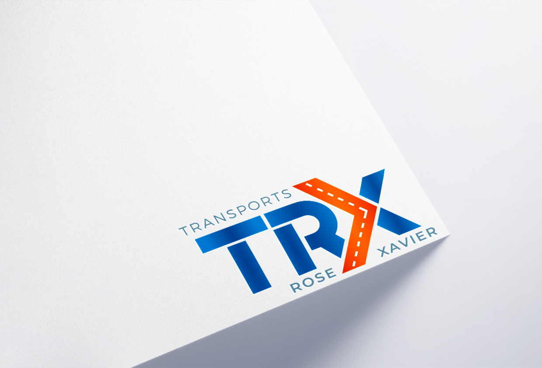 creation logo Transports RX